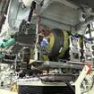 トヨタ MIRAI 生産ライン