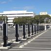 岡崎工場社員用駐車場