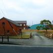 佐世保重工業には明治・大正期に建ったといわれる赤レンガ倉庫などもある