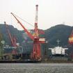 旧日本海軍の佐世保海軍工廠などをルーツとする佐世保重工業(SSK)