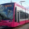 筑豊電鉄の5000形は3月14日から運行開始。当面は火・水曜を除き1日20本程度の列車が5000形で運行される。