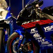ユースチーム「YAMALUBE RACING TEAM」のYZF-R1
