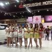 新車販売台数が急増した2012年の勢いあるバンコクモーターショー