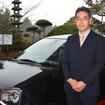 スズキの第一カーライン製品企画係長の伊藤二三男氏