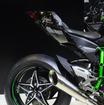 カワサキ ニンジャ H2R(東京モーターサイクルショー15)