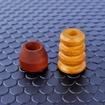 バンプラバーは従来品の役1.5倍の寸法を持つ