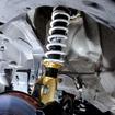 HKSのWRX用サスペンション、ハイパーマックス マックスIV GT スペックA