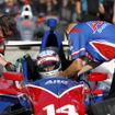 佐藤琢磨は勝機もあっただけに「悔しい」レースに。
