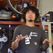 チェリーズカンパニーの黒須嘉一郎氏。