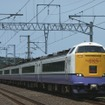 来年1月1日は青函トンネルを通過する全ての旅客列車が運休に。全面的な運休は北海道新幹線開業直前の3月22~25日にも実施される。写真は特急『白鳥』(2005年)。