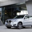 BMW X5 with eDrive