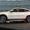 BMW X1 新型発表会