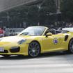 ポルシェ 911 Turbo Cabriolet