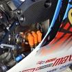 2015マン島TTレース TT Zero Challengeクラス優勝車、TEAM 無限の神電 四(SHINDEN YON)。