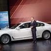 BMW 新型 7シリーズ(東京モーターショー15)