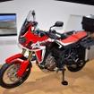 ホンダCRF1000L Africa Twin(東京モーターショー15)