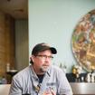 ハーレーダビッドソン・シニアバイスプレジデント ビル・ダビッドソン氏。インドネシア・バリにて。