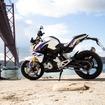 発表間近とウワサされるBMW Motorrad G310R。