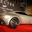 『007 スペクター』にボンドカーとして登場するアストンマーティン DB10