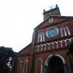 2016年、世界遺産登録が期待される「長崎の教会群とキリスト教関連遺産」。その構成遺産のひとつ、黒島天主堂へは、黒島港から歩いて20分ほど