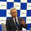 新エネルギー・産業技術総合開発機構(NEDO)の古川一夫理事長