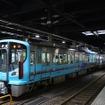 IRいしかわ鉄道線は金沢~津幡間のみ通過利用できる特例が設けられた。
