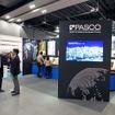 G空間EXPO15に出展したパスコ社のブース