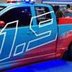 いすゞ D-MAX セーフティカー 1.9Ddi ブルー・パワー(タイ国際モーターエキスポ15)