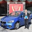 インポートカーオブザイヤーはBMW『2シリーズ アクティブツアラー/グランツアラーが受賞
