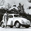 1953年 フォルクスワーゲン販売開始