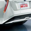 新型トヨタ プリウス のTRDパーツ