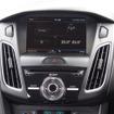 「My Ford Touch」がタッチ操作できるようになり、スイッチ類は少なくなってスッキリした