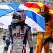 2015年シーズンの琢磨は流れに恵まれないレースも少なくなかったが、懸命の戦いを続けていた。