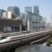 東海道新幹線ではN700A(写真)の増備やN700系の改造工事完了に伴い、最高速度285km/hの『のぞみ』『こだま』が増える。