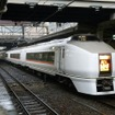 『スワローあかぎ』『あかぎ』は全ての列車が651系で運転される。