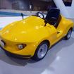 FC-PIUSは、メガウェブで体験運転できるキットカー・PIUS(ピウス)がベース