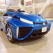 メガウェブに登場した子ども向け水素燃料電池車『FC-PIUS』