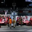 2015年のルマン24時間レースに参戦した「NISSAN GT-R LM NISMO」。