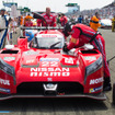 2015年のルマンで「NISSAN GT-R LM NISMO」は完走という正式リザルトは得られなかった。