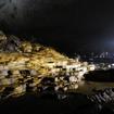 秋吉台の地下100m、その南麓に開口する日本屈指の大鍾乳洞「秋芳洞(あきよしどう)」