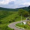 山口県のまんなか付近に位置する、日本最大級のカルスト台地「秋吉台」もドライブスポットとして人気