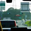 市街地と山口宇部空港を結ぶ自動車専用道「山口宇部道路」(県道6号)