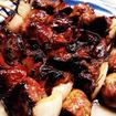 山口県北部、焼き鳥の街として知られる長門市では、地鶏ブランド「黒かしわ」が人気