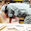 山口県萩市の「TAKE Create Hagi (タケクリエイト萩)」で竹が織り成す曲線美を見学