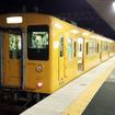 新山口駅から草江駅までは、宇部線電車(1855M)で。全員座れていたほどの乗車率