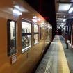 この日、1855M列車で草江駅で降りた乗客は4人。うち2人が山口宇部空港へと歩いて向かった