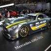 メルセデスベンツ AMG GT3(東京モーターショー15)