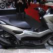 ヤマハ NMAX125(東京モーターショー15)