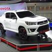 トヨタ ハイラックス REVO TRDコンセプト(タイ国際モーターエキスポ15)