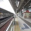 北海道新幹線の開業後、稚内駅を朝に出て在来線特急や新幹線を乗り継ぐと、その日のうちに新大阪駅(写真)に到達できるようになる。